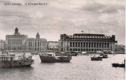 SINGAPORE WATERFRONT - Singapore