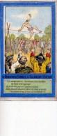 CHROMO ..LE DANSEUR DE CORDE ET LE BALANCIER  FLORIAN - Trade Cards