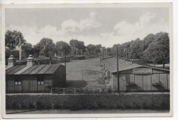 Nr. 1324,  AK  Kotzenau,  Barackenlager, Arbeits-Dienst-Abteilung - Schlesien