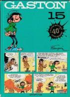 N° 15 EDITION SPECIALE 40E ANNIVERSAIRE EDIT 1997 - Gaston