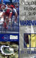 "SPORTS / CYCLISME  "" TDF  1997  MARENNES   ""   CPM / CPSM 10 X 15 - Cyclisme"
