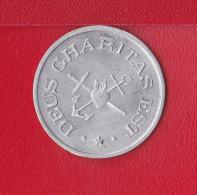 MONNAIE DE NECESSITE  BROEDERS VAN LIEFDE  *  FRERES DE LA CHARITE  *  0.50 - Monetary / Of Necessity