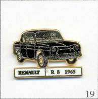 Pin´s - Automobile - Renault R8 1965. Est. CEF. Zamac. T189-19 - Renault