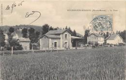 CPA 52 ROCHES SUR ROGNON LA GARE - Other Municipalities