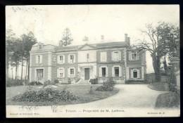 Cpa Du 60 Tricot  Propriété De M. Lefèvre     ..  Maignelay Montigny Clermont   TRIS5 - Maignelay Montigny