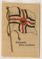 German West Africa Namibie Silk Flag - Namibie