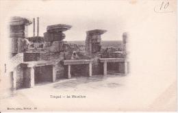 CPA Timgad - Le Macellum - 1903 (5361) - Batna