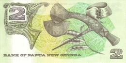 PAPUA NEW GUINEA P.  5a 2 K 1981 UNC - Papouasie-Nouvelle-Guinée