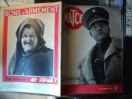 MATCH DU 22 FEVRIER 1940. GENERAL FINLANDAIS VALENIUS PUB LOTERIE NATIONALE / DR LEY / ARITA MINISTRE JAPONAIS - Informations Générales