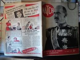 MATCH DU 25 AVRIL 1940. LE ROI HAAKON DE NORVEGE PUB COLGATE / HASCHIRO ARITA / PUB SIMMONS / PUB ASPIRINE USINES - Informations Générales