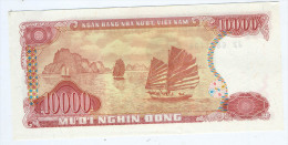 Vietnam Viet Nam 10000 Dong UNC Banknote P#115 1993 - Vietnam