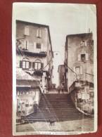 07 Ardèche JOYEUSE 4 Escaliers  DuGrand Jeu Café Du Globe - Joyeuse