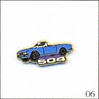 Pin´s - Automobile - Peugeot 504 Décapotable. Est. Hélium. Zamac. T194-06 - Peugeot