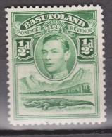Basutoland, 1938, SG 18, Unused, No Gum - Basutoland (1933-1966)