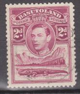 Basutoland, 1938, SG 21, Used - Basutoland (1933-1966)