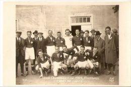 OLYMPIC GAMES 1924 - FOOTBALL - SOCCER - TEAM OF SWITZERLAND - Football