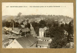 Montbéliard (Doubs) Vue Générale. - Montbéliard