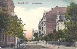 Cpp POLOGNE  SCHNEIDEMUHL Bismarckstrabe ( Camp De Prisonniers Français Militaire Armée En 1914.18 ) - Polen