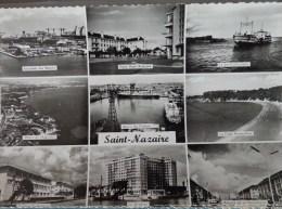 44 SAINT NAZAIRE MULTIVUE   E  10.5 CMS PAR 14.6 CMS GABY  EDITEUR - Saint Nazaire