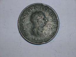 Gran Bretaña 1/2 Penique 1806 (5434) - 1662-1816 : Acuñaciones Antiguas Fin XVII° - Inicio XIX° S.