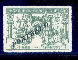 Mozambique - 1918 Postage Due - P 41 - No Gum - Mozambique