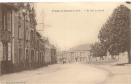 PLELAN-le-GRAND - La Rue Du Centre - France
