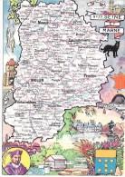 LA SEINE ET MARNE - Landkarten