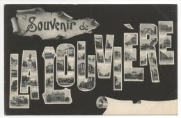 La Louvière. Souvenir De La Louvière. - La Louviere