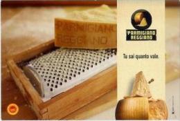 Var 17 - Parmigiano Reggiano – Tu Sai Quanto Vale - Publicité