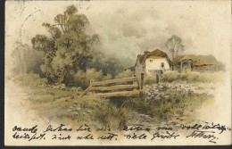 Alte Motivkarte  Graz - Windberg  1905   Gelaufen  Mit Frankatur - Ansichtskarten