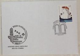 Portugal - 2010 Stamp Day - Gaia Collectors Club - Vilar Do Paraíso - Dag Van De Postzegel