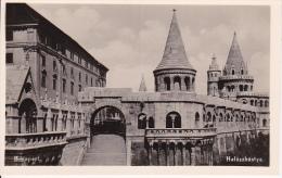 PC Budapest - Halászbástya Fischerbastei (5396) - Ungarn