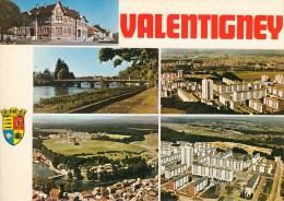 25 - Valentigney : Multivues - CPM écrite - Valentigney