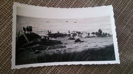 PHOTO 1938 Ile D´yeu 85 Vendee PATRONAGE CURE - Lieux