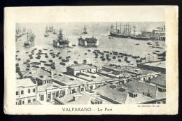 Cpa Chili Valparaiso Le Port    MAI18 - Chili