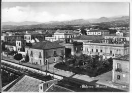 CALABRIA- REGGIO CALABRIA-SIDERNO MARINA PANORAMA DELLA STAZIONE FERROVIARIA - Italia
