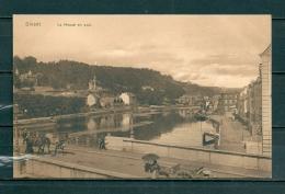 DINANT: La Meuse En Aval, Niet Gelopen Postkaart  (GA14318) - Dinant