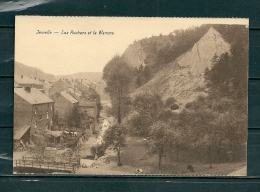 JEMELLE: Les Rochers Et La Wamme, Niet Gelopen Postkaart  (GA14537) - Belgique