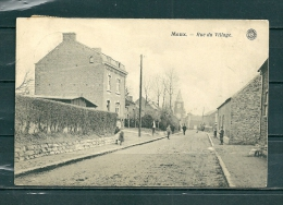 MEUX: Rue Du Village,  Gelopen Postkaart 1930 (GA14620) - Autres