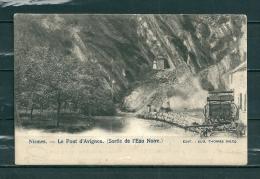 NISMES: Le Pont D'Avignon,  Gelopen Postkaart 1903 (GA14657) - Belgio