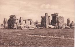 PC Stonehenge From N.W. (5402) - Stonehenge