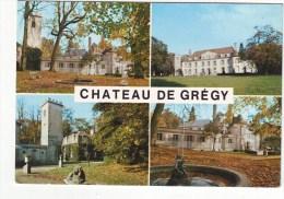 Cpm Cpsm   Chateau De Gregy - Unclassified