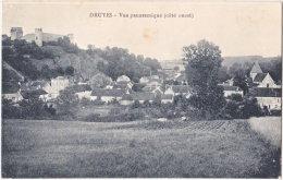89. DRUYES. Vue Panoramique (côté Ouest) - Autres Communes