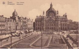 CPA Anvers - Gare Centrale (5417) - Antwerpen