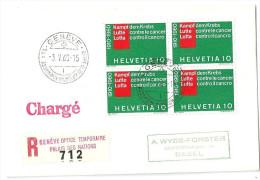 """Sonderstempel  """"13e Assemblée Mondiale De La Santé""""         1960 - Postmark Collection"""