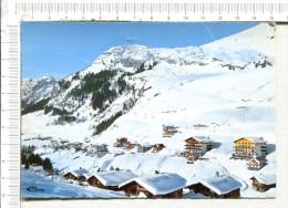 LE GRAND BORNAND  -  Alt  950 M. -  Vue Générale  De  Super  Grand Bornand - France