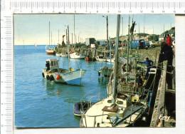CARTERET -   Le Port  -  Bâteaux  De Pêche - Carteret