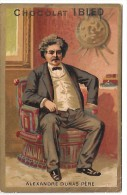 CHROMO  - CHOCOLAT IBLED - MONDICOURT  - Alexandre Dumas Père - Ibled