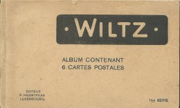 CP Wiltz - Houstraas - Album Contenant 6 Cartes Postales - Complèt - Wiltz