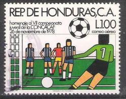 Honduras YT 626 (0) - Honduras